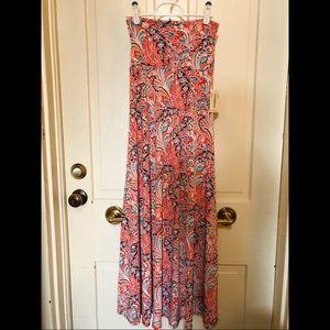 LuLaRoe Maxi Skirt/Dress NWT XXS